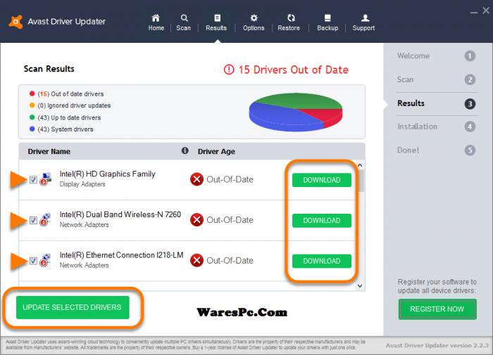 Avast Driver Updater License Key