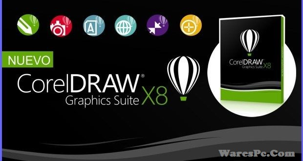 CorelDRAW Graphics Suite X8 Serial Number