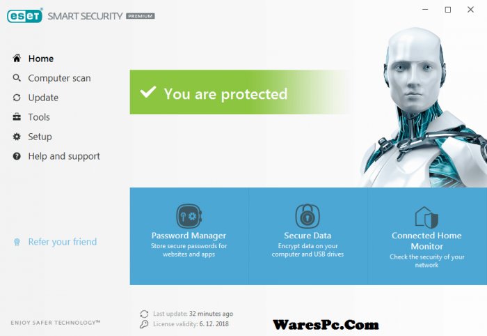 ESET Smart Security 10 Crack