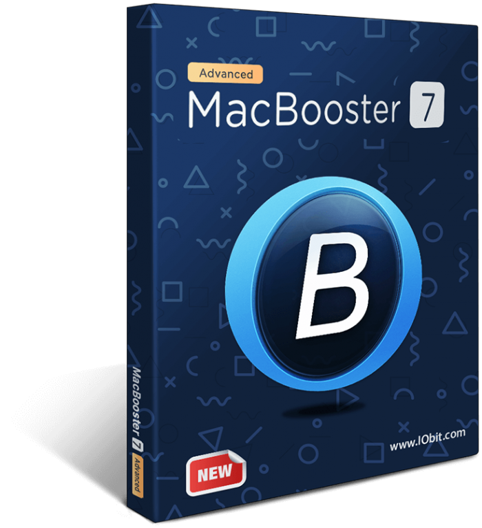 MacBooster 7 License Key