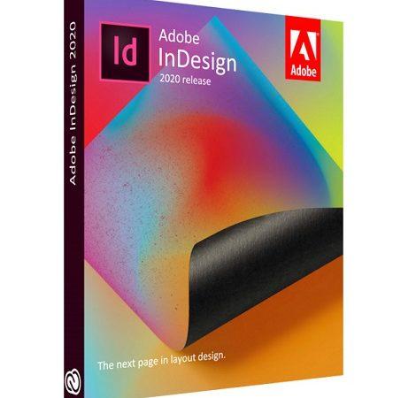 Adobe InDesign CC 2020