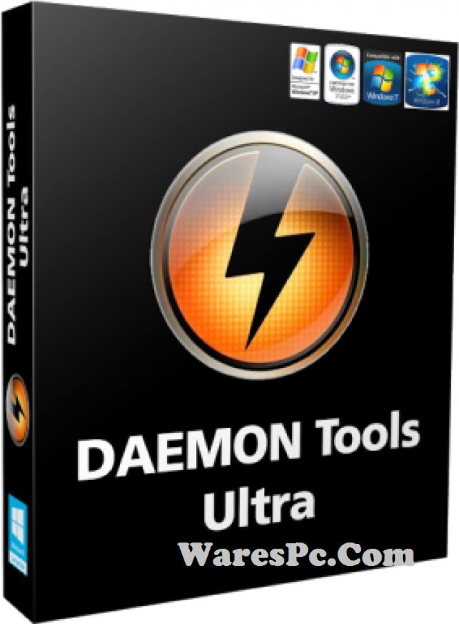 DAEMON Tools Ultra Serial Key