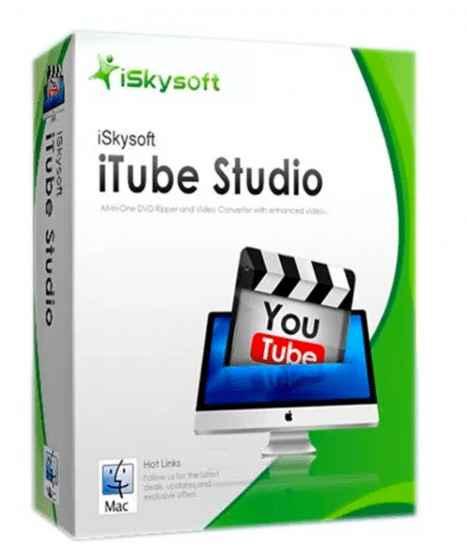 iSkysoft iTube Studio License key