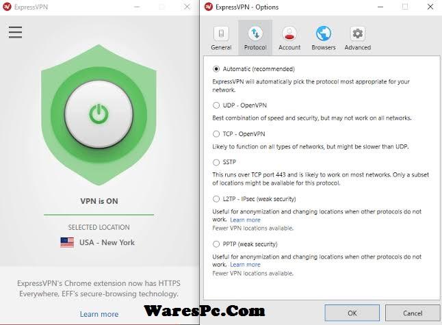 Express VPN Serial Key