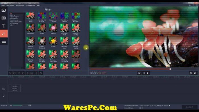 Movavi Screen Capture Studio 10 Activation Code