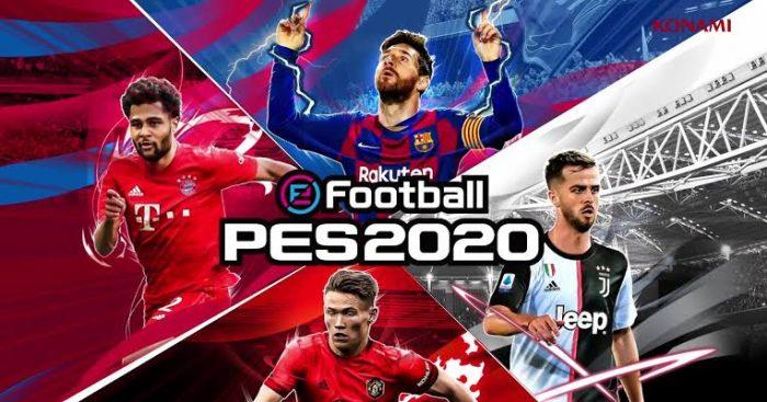 Pro Evolution Soccer 2020 Crack