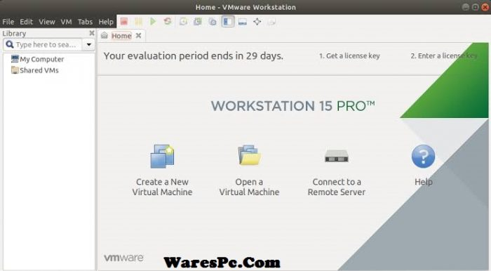 VMware Workstation 15 Serial Key
