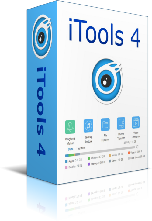 iTools 4 License Key