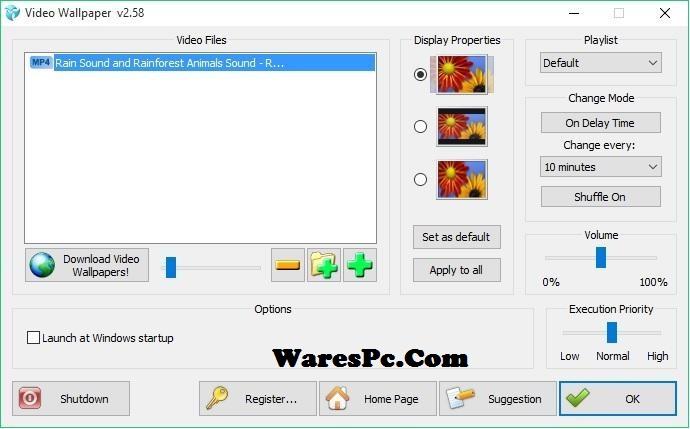 Push Video Wallpaper License Key