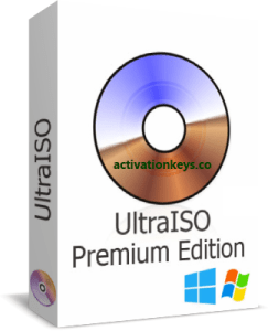 UltraISO Premium Edition Crack