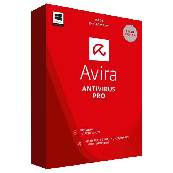 Avira Antivirus Pro Free Download