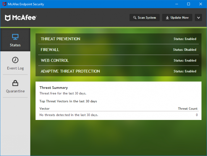 McAfee Endpoint Security Cracked