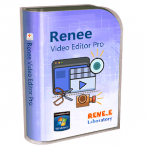 Renee Video Editor Pro Crack