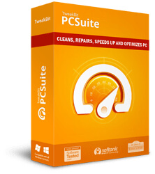 TweakBit PCSuite Crack